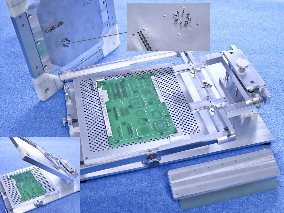 手刷り印刷用ホルダー
